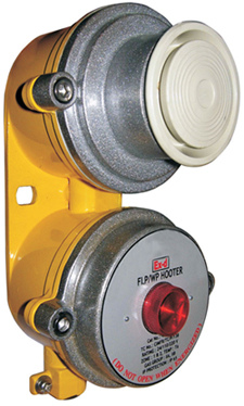 Explosion Proof Hooter with Flasher